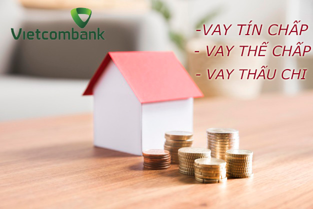 Hướng dẫn vay tiền Vietcombank tháng 5 2021
